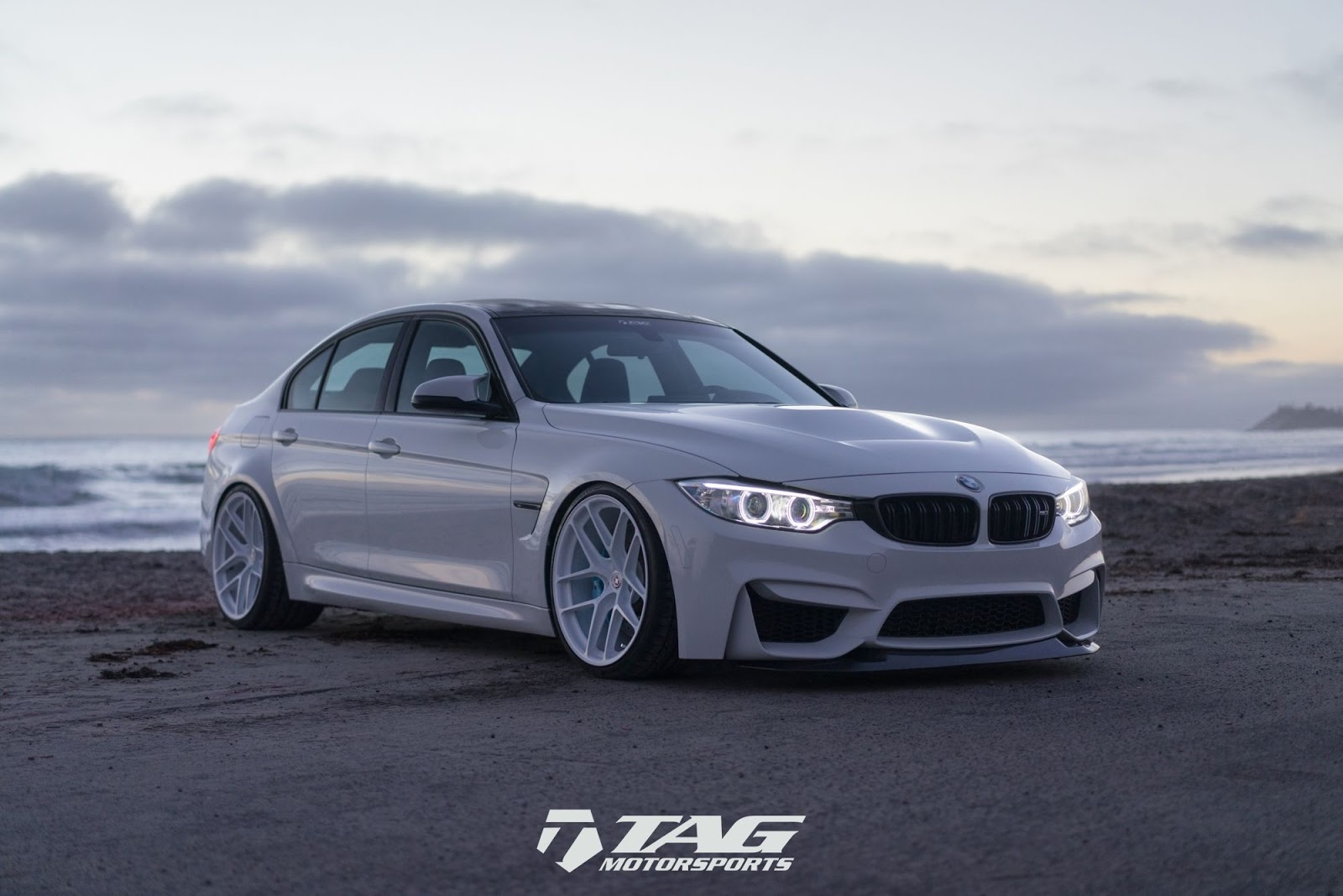 BMW M3 with GTS-like Aero Kit (3)