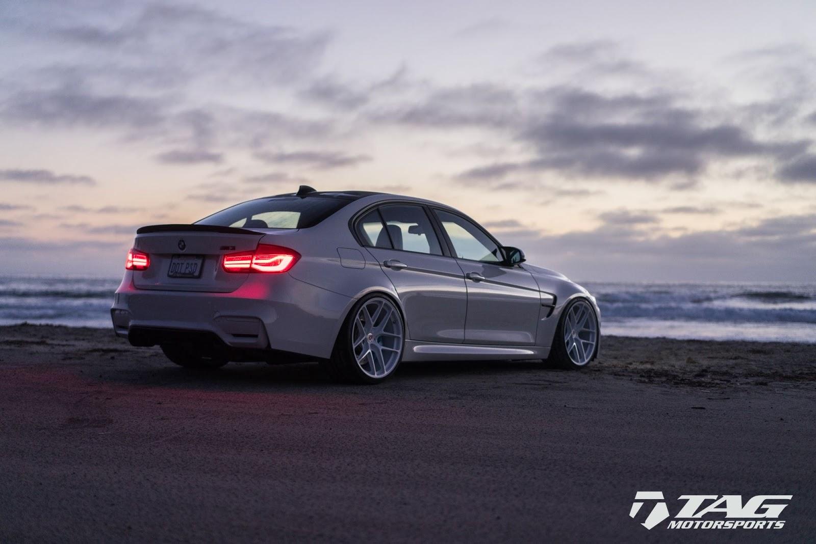 BMW M3 with GTS-like Aero Kit (7)