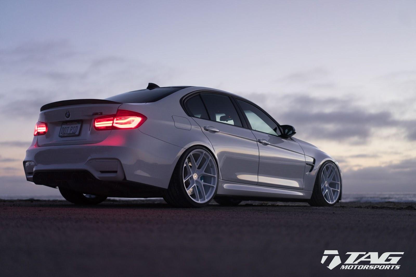 BMW M3 with GTS-like Aero Kit (9)