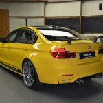 BMW M3 with M4 GTS-like Body Kit (17)