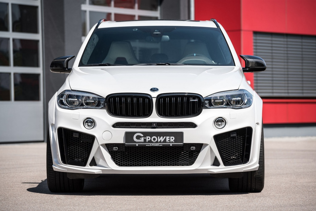 BMW X5M Typhoon by G-Power (5)