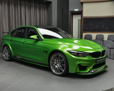 F80 BMW M3 with M Performance Parts (5)