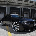 F82 BMW M4 Competition Package with Power Upgrade by Dahler (8)