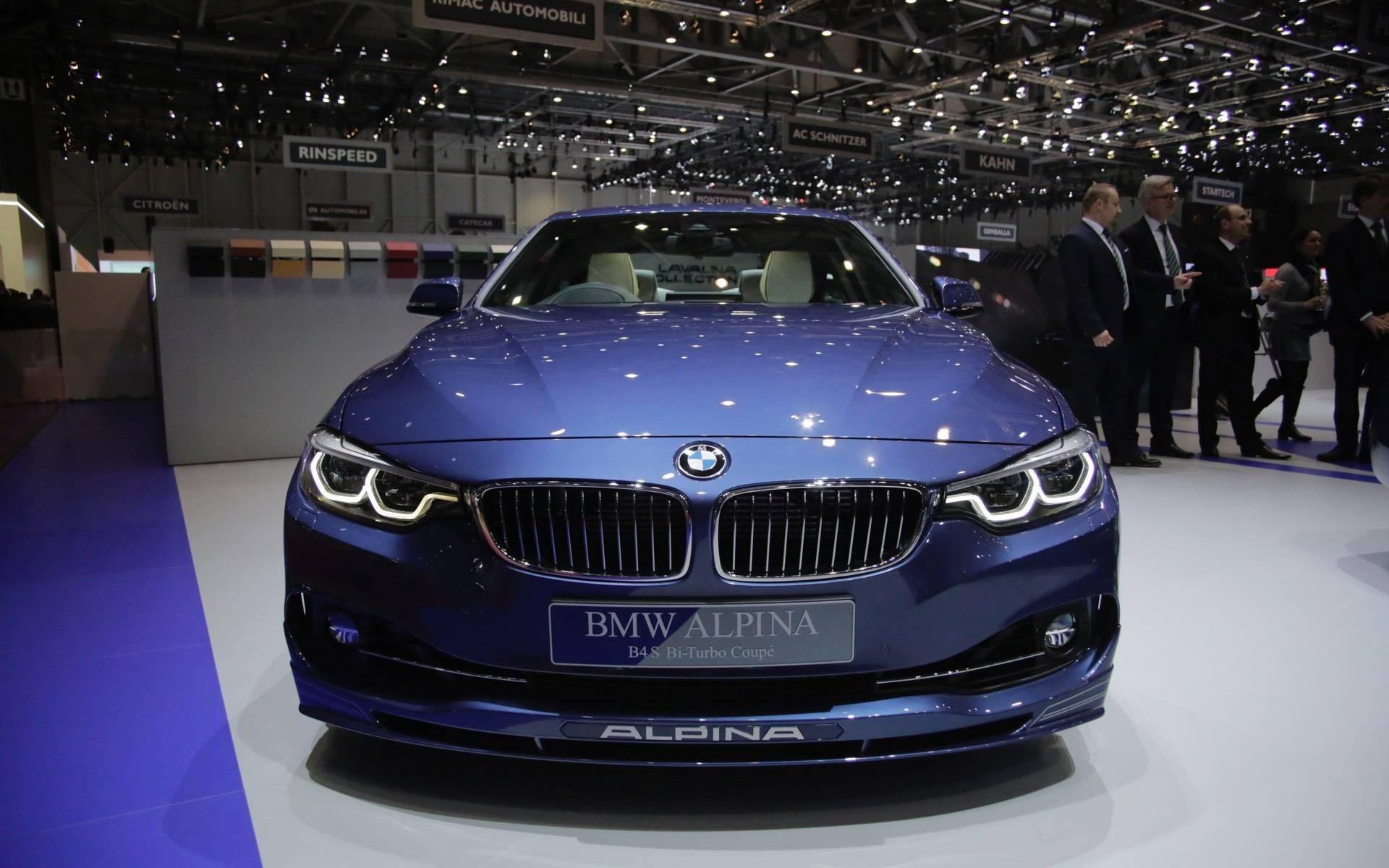 BMW 435i by ALPINA