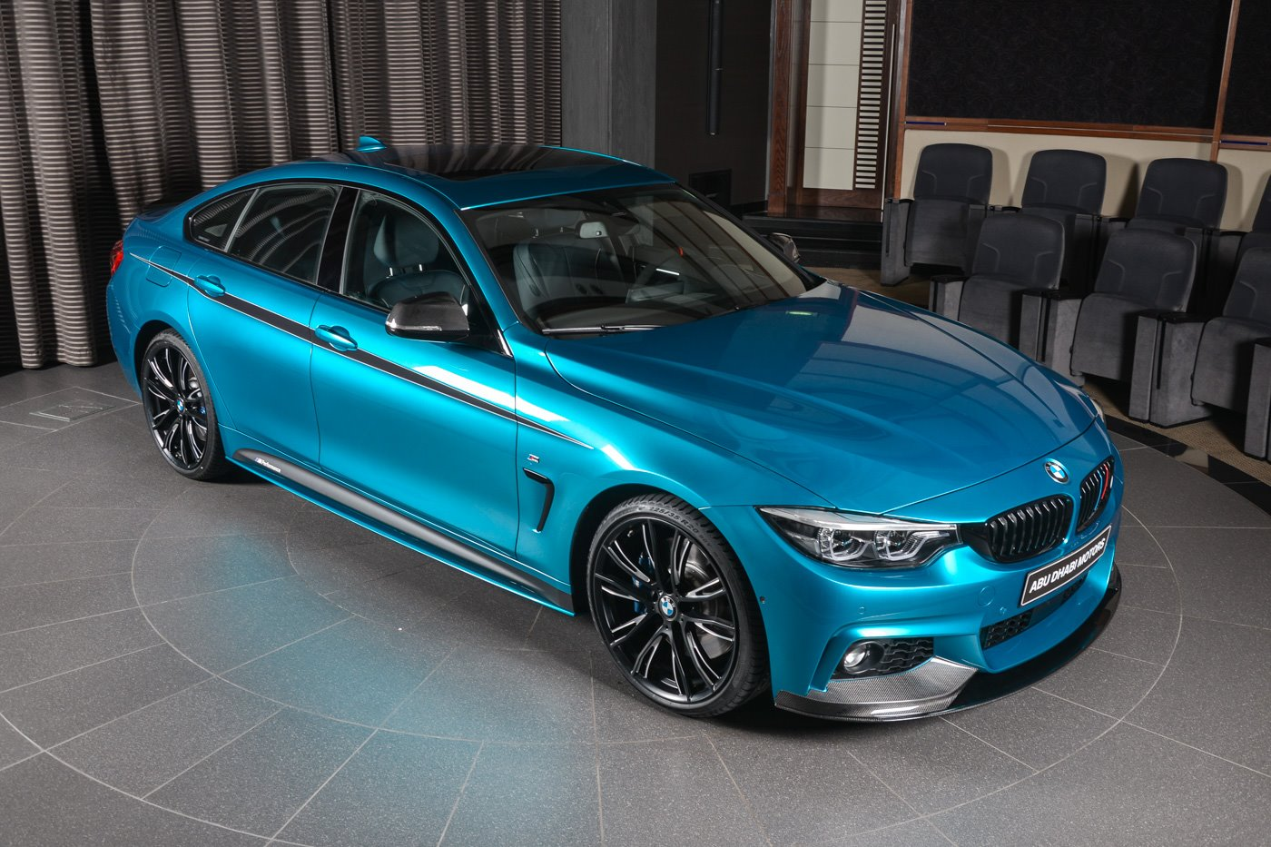 BMW 440i Gran Coupe With M Performance Parts 1