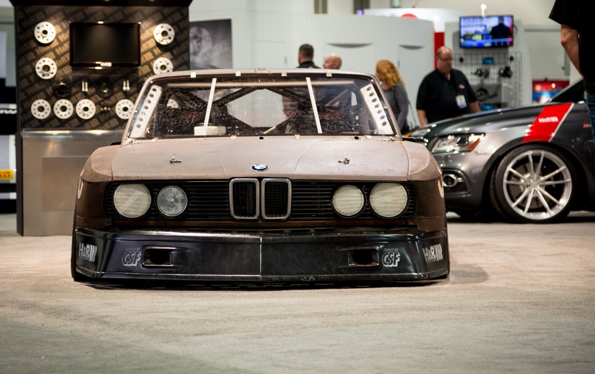 "BMW 5 Series E28 ""Rusty Slammington"""