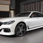 BMW 7-Series 740Le M Sport in Abu Dhabi (2)