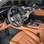 BMW 7-Series 740Le M Sport in Abu Dhabi (8)
