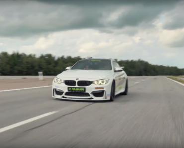 BMW M4 by Hamann