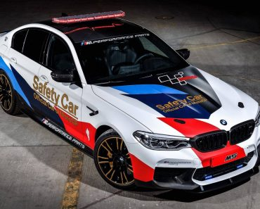 BMW M5 F90 MotoGP Safety Car