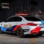 BMW M5 F90 MotoGP Safety Car