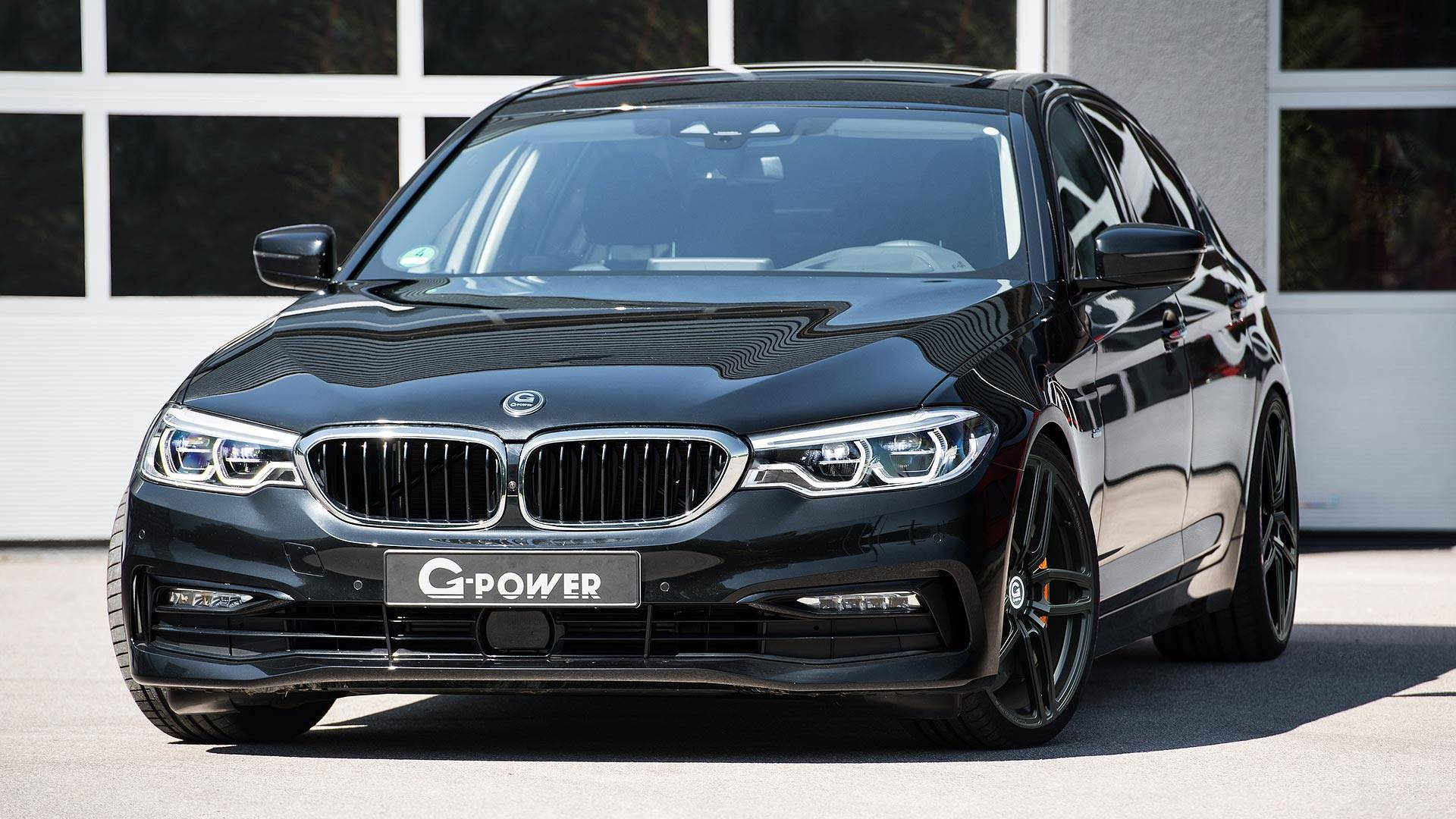 BMW M550d xDrive by G-Power