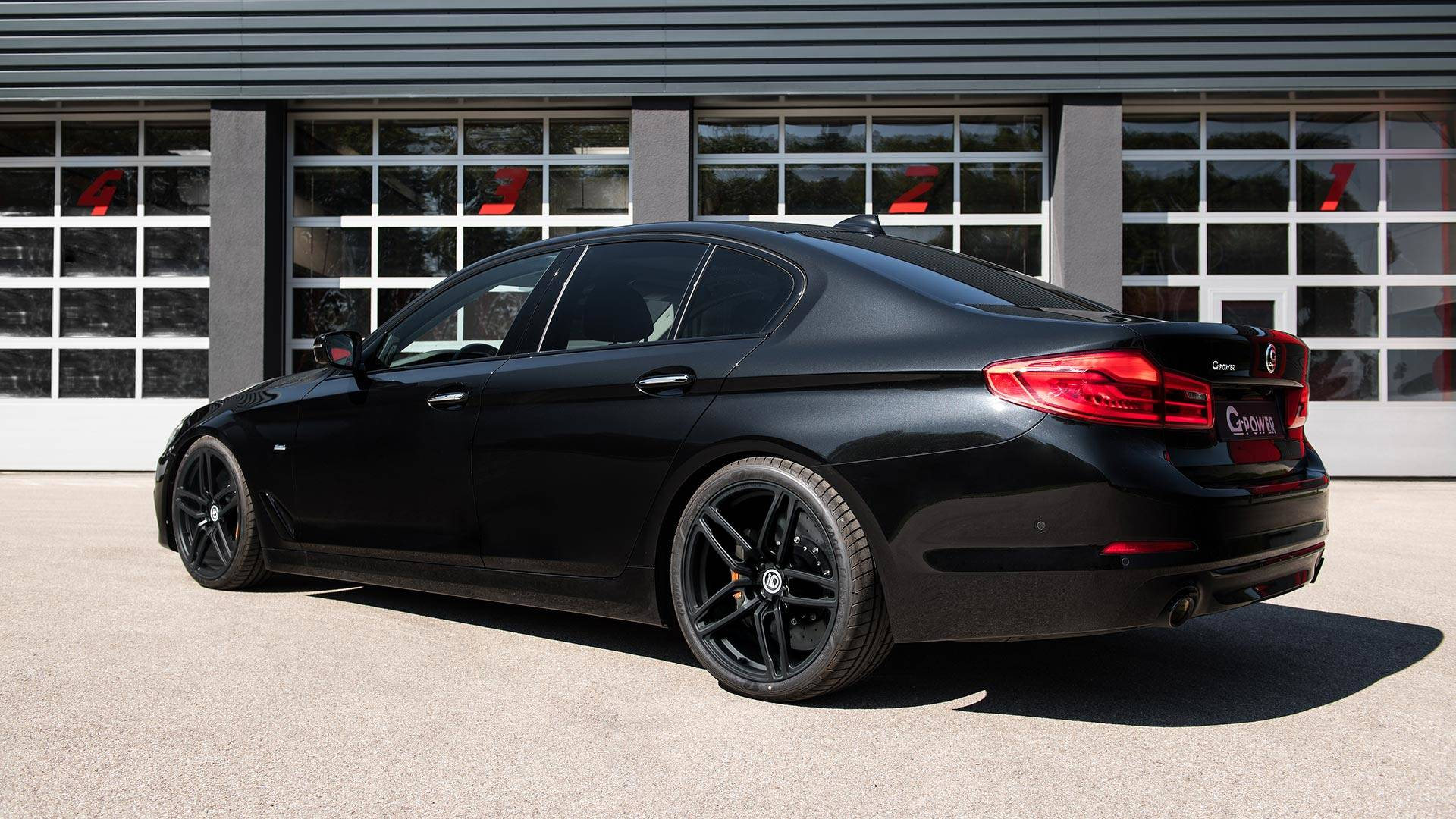 black bmw m550d xdrive by g power bmw car tuning. Black Bedroom Furniture Sets. Home Design Ideas