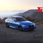 F30 BMW 350i Sits on HRE Wheels (5)