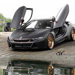 Matte Black BMW i8