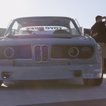 BMW E9 3.0 CS is the best Euro Car at SEMA