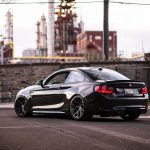 BMW M2 Coupe with HRE Wheels and Carbon Fiber Aero Kit (1)