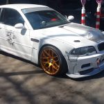 BMW M3 E46 with Dodge Viper Engine