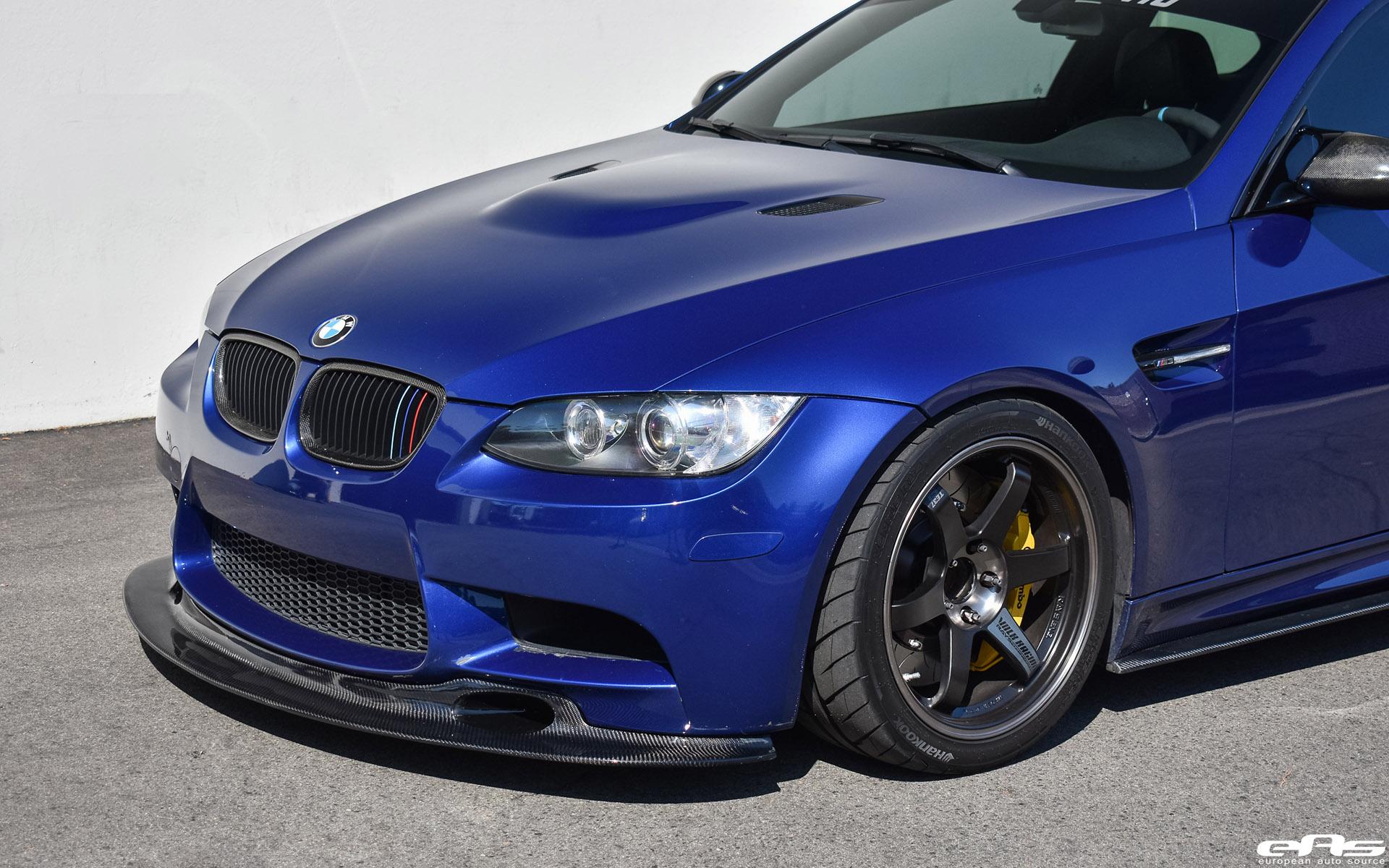 BMW M3 E92 by European Auto Source