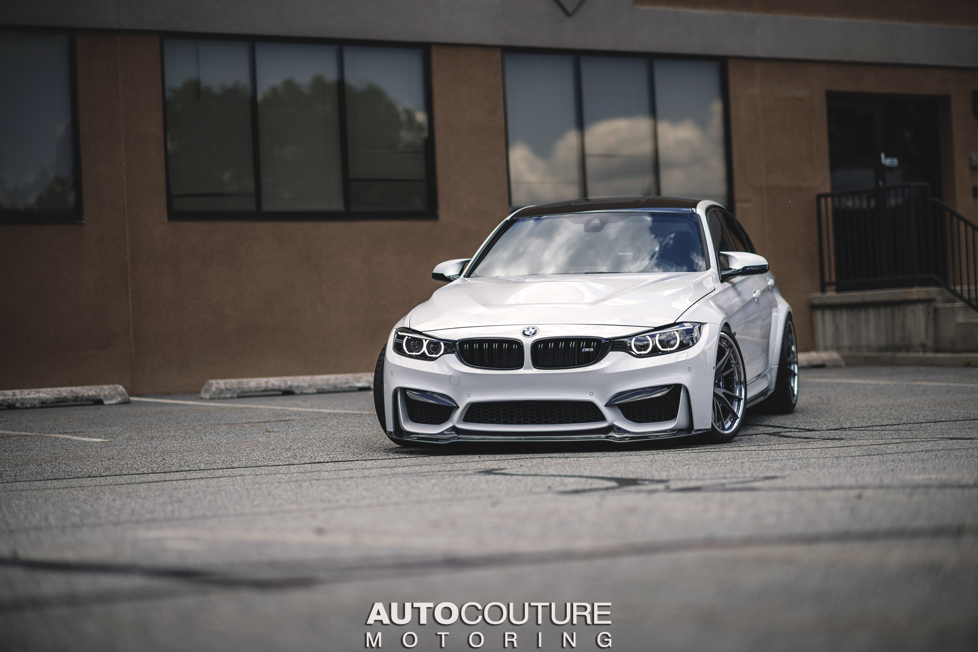 BMW M3 F80 by AUTOCouture Motoring