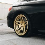 BMW M4 with Velos Designwerks Wheels