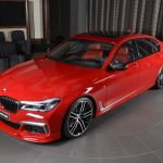BMW M760Li xDrive by 3D Design