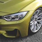 F80 BMW M3 in Austin Yellow and HRE Wheels (4)