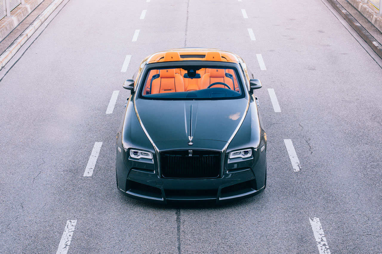 Rolls-Royce Dawn Overdese by Spofec (2)