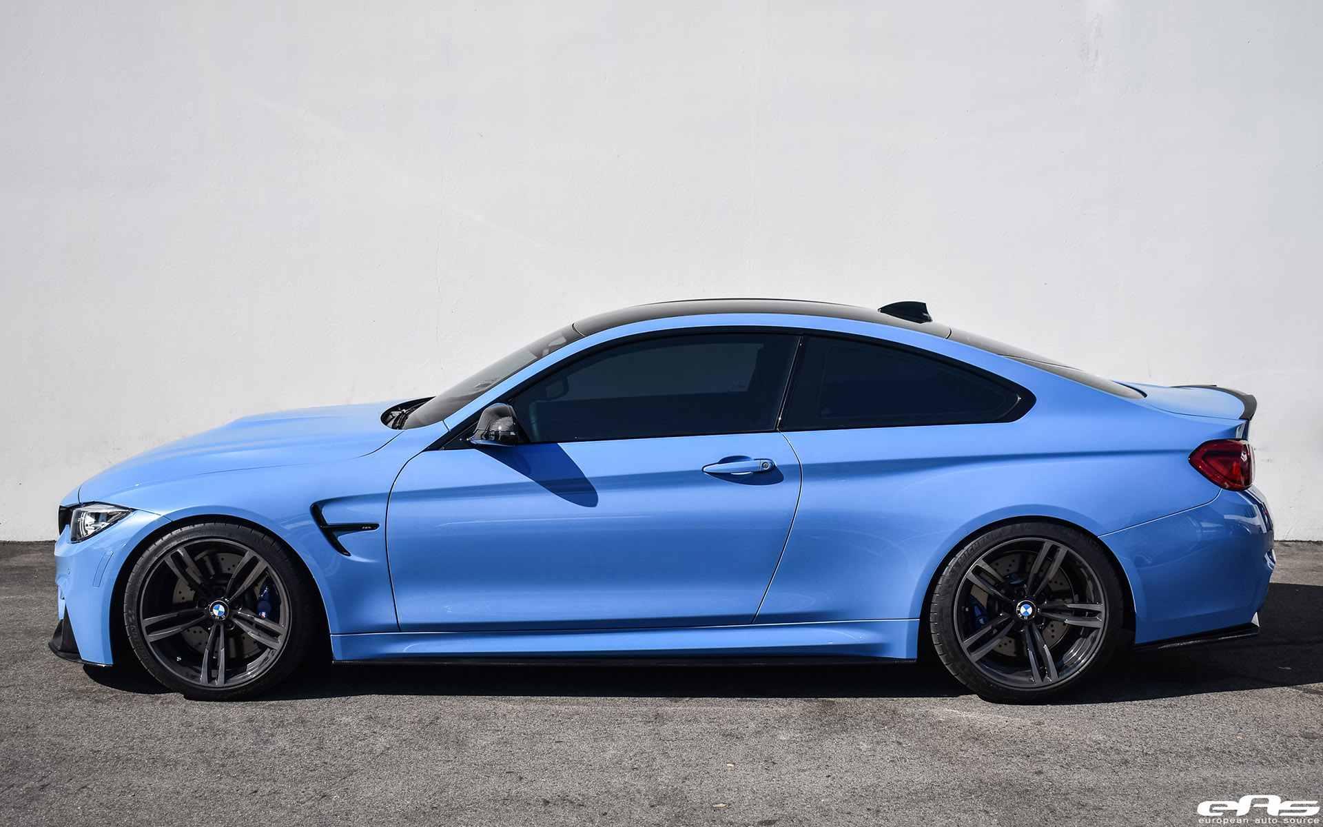 Yas Marina Blue BMW M4 by European Auto Source