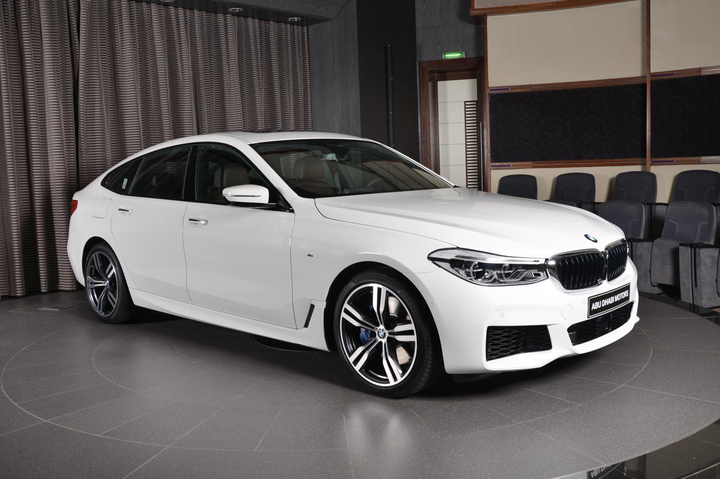 BMW 6-Series 640i (1)