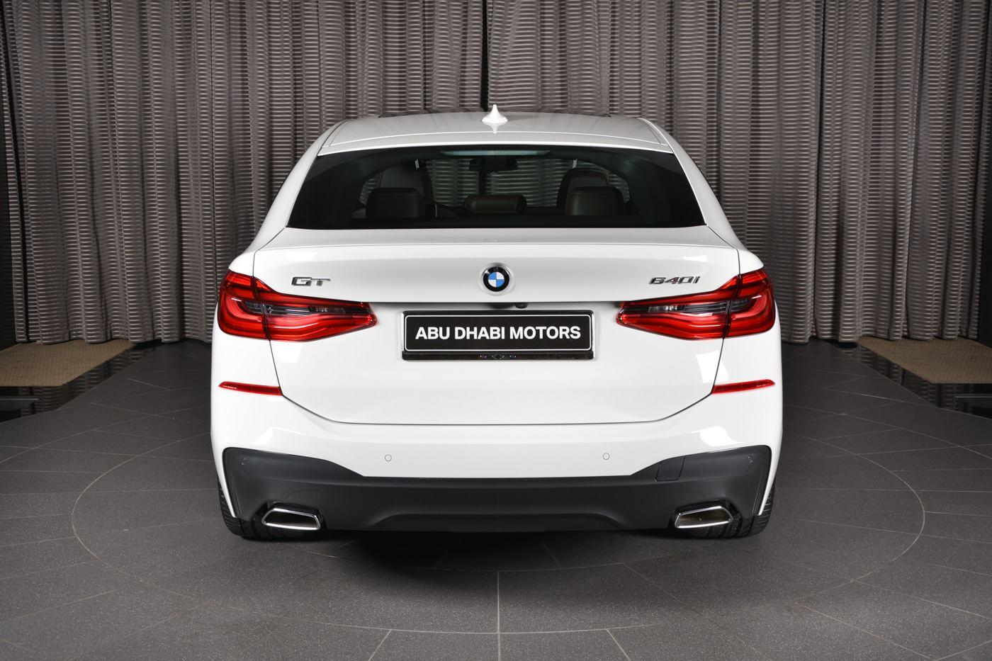 BMW 6-Series 640i (16)