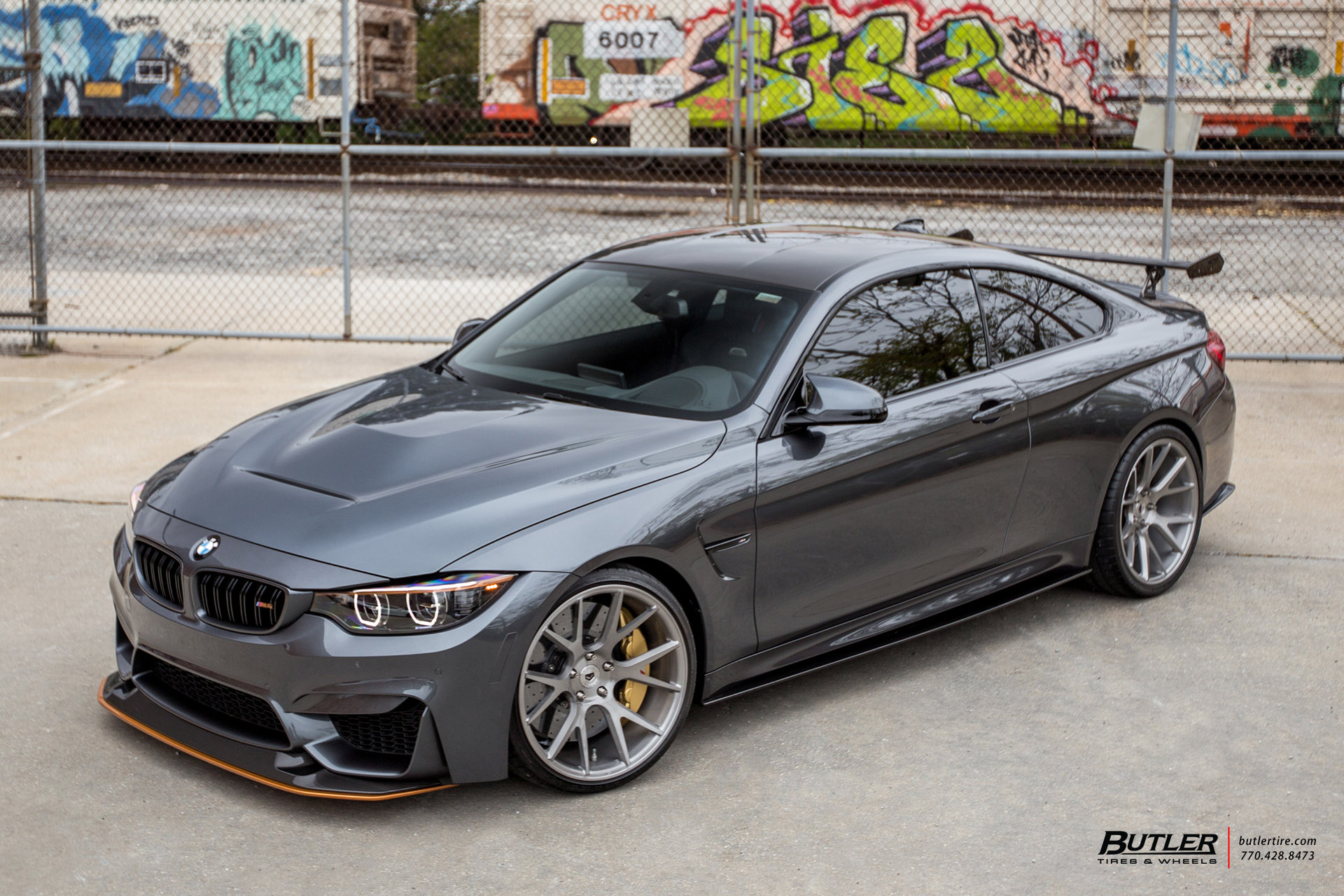 Bmw M4 Gts By Butler Tire Bmw Car Tuning