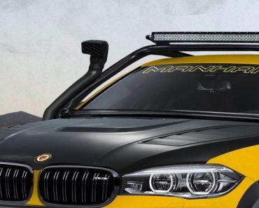 Manhart MHX6 Dirt² Concept (7)