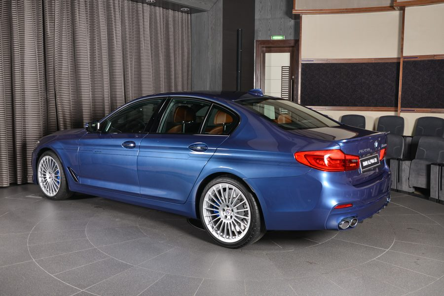 Alpina B5 Bi-Turbo (7)