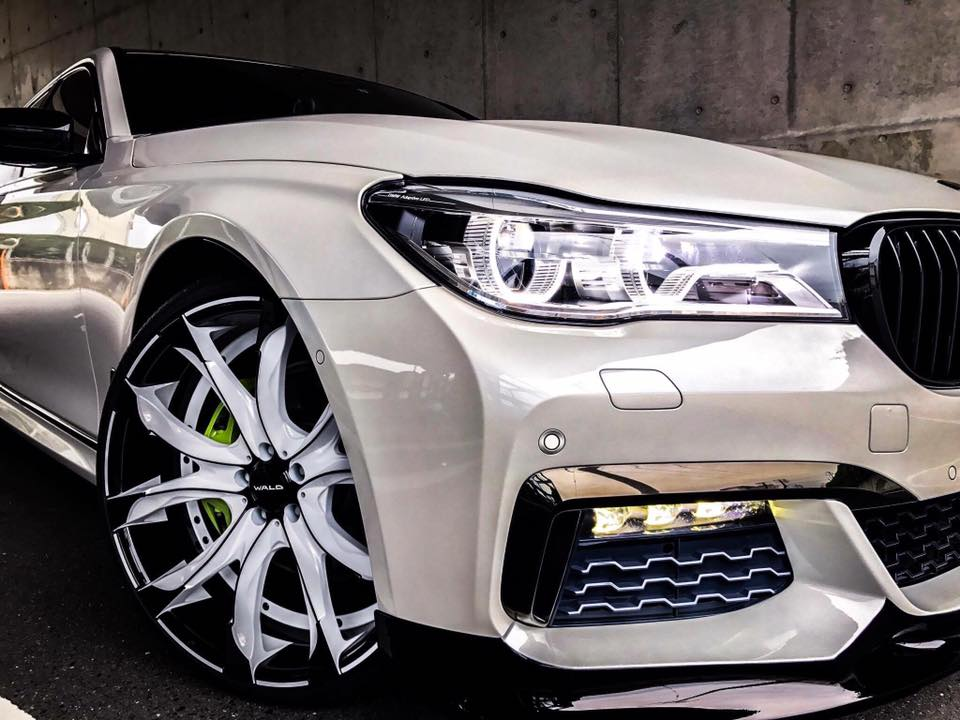BMW 7 Series G11G12 by Wald International (2)