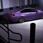BMW M4 & M6 in Matte Purple (7)