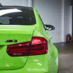 F80 BMW M3 with Verde Mantis Paintjob (11)