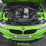 F80 BMW M3 with Verde Mantis Paintjob (6)