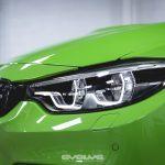 F80 BMW M3 with Verde Mantis Paintjob (7)