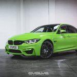F80 BMW M3 with Verde Mantis Paintjob (9)