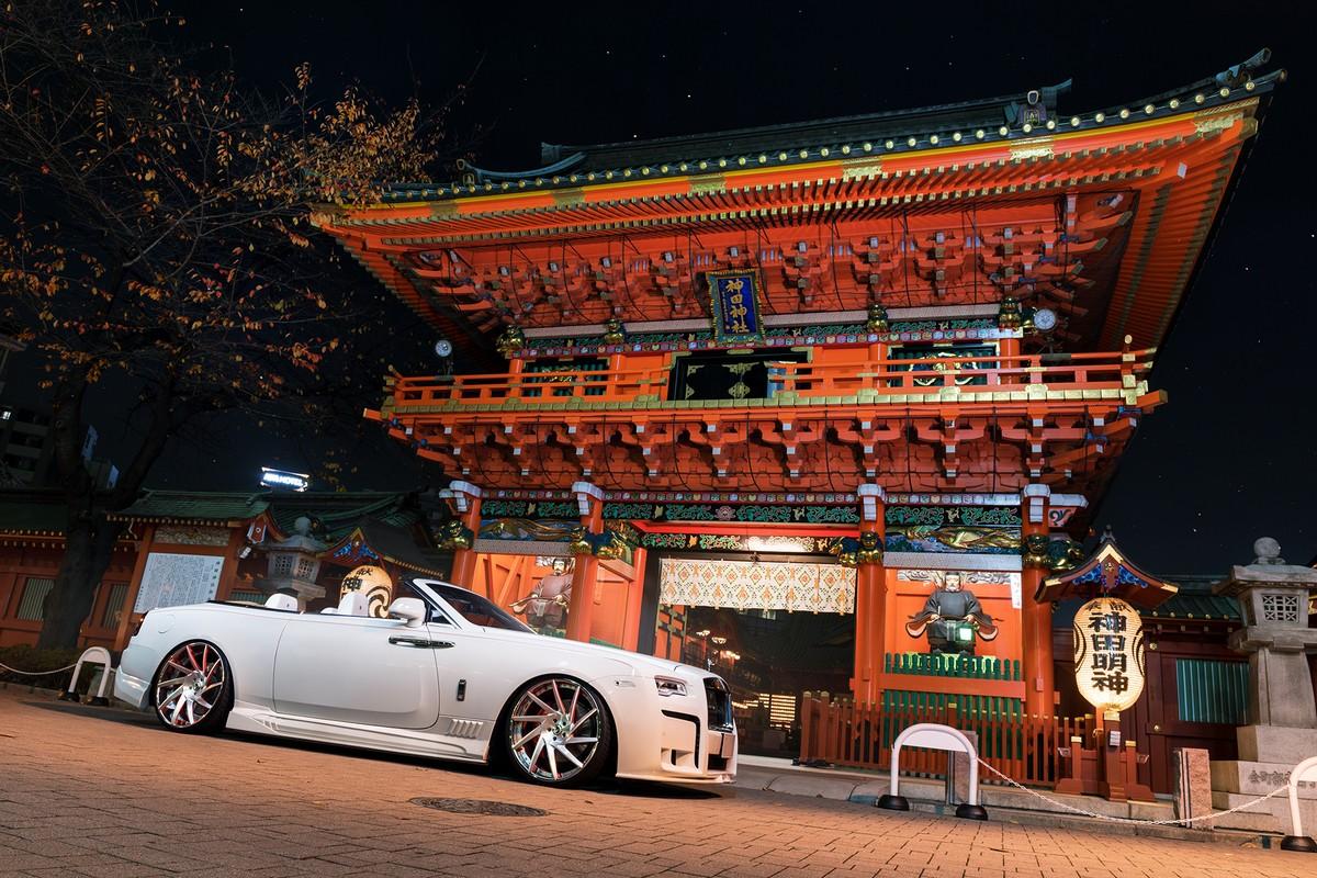 Rolls Royce Dawn by Wald International (1)