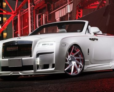 Rolls Royce Dawn by Wald International (13)