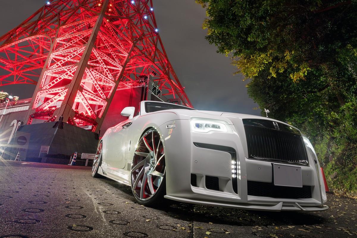 Rolls Royce Dawn by Wald International (14)