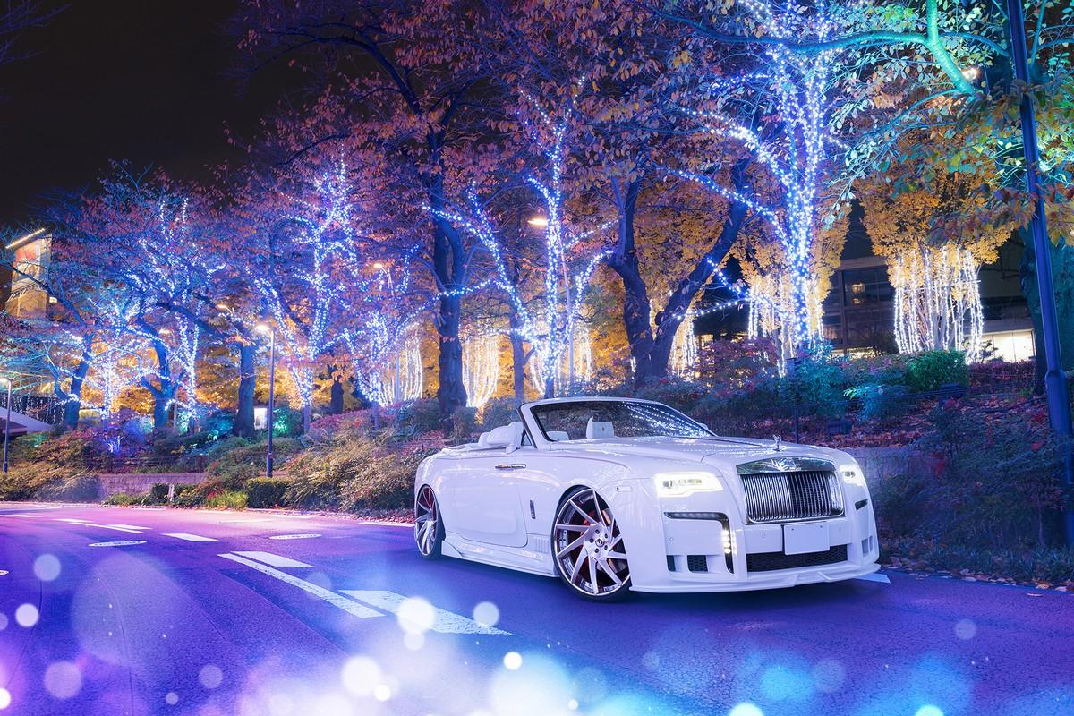 Rolls Royce Dawn by Wald International (6)