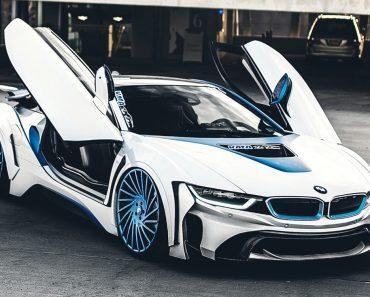 BMW i8 Dark Night (1)