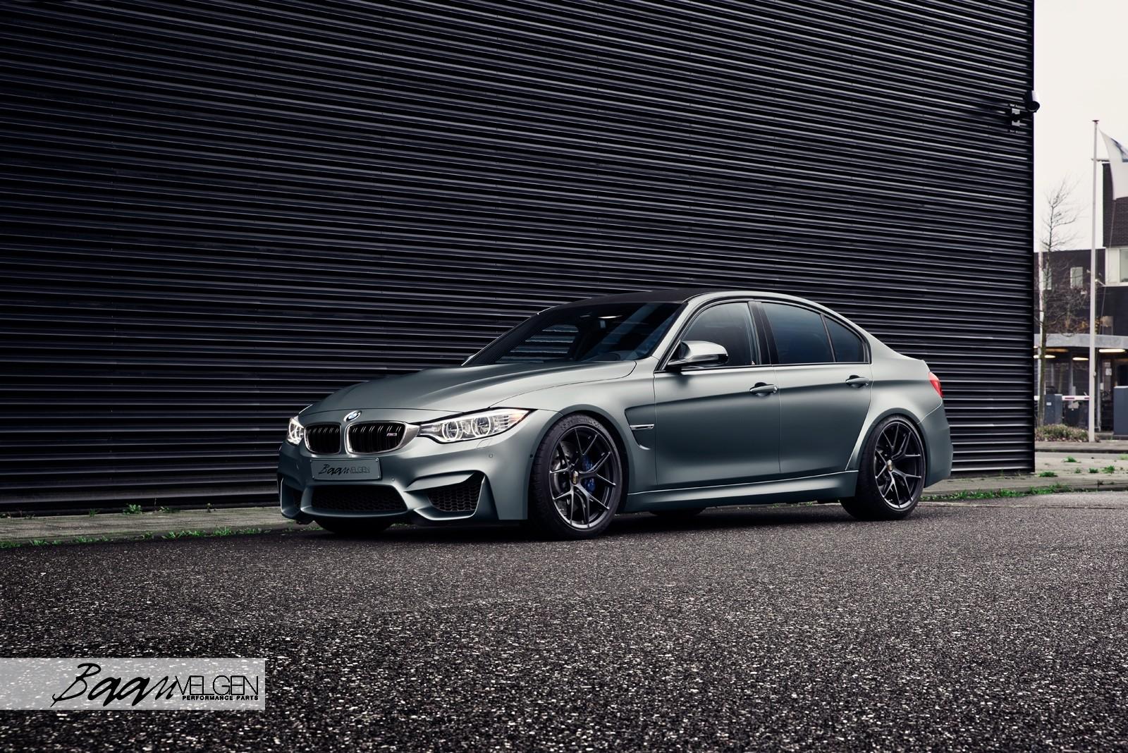 F80 BMW M3 by Baan Velgen (2)