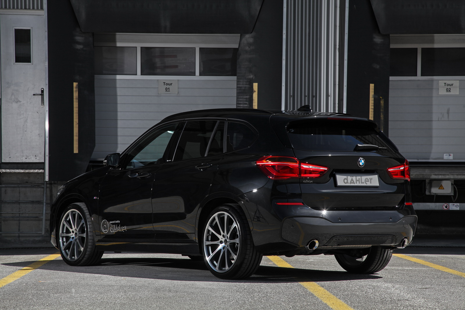 Second-Generation BMW X1 by Dahler