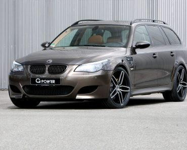 BMW M5 by G-Power