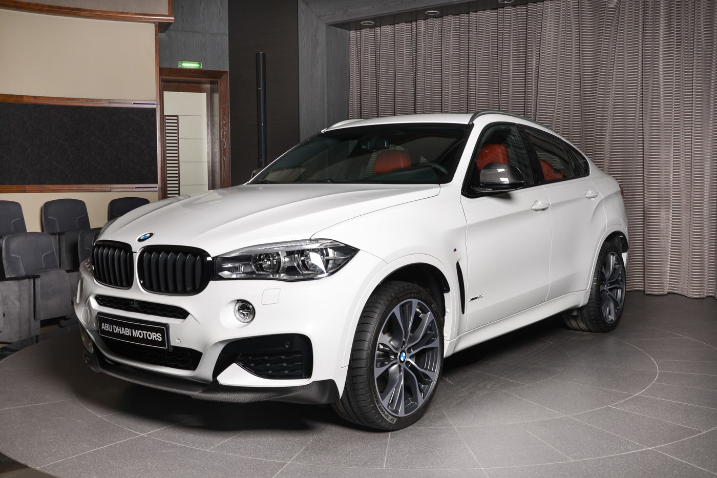 bmw x6 xdrive50i m performance with ac schnitzer flexes its muscles in abu dhabi bmw car tuning. Black Bedroom Furniture Sets. Home Design Ideas