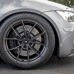 Space Gray E92 BMW M3 with Vorsteiner Wheels (14)